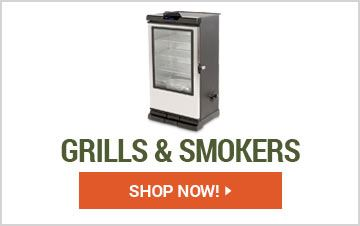 Shop Grills & Smokers