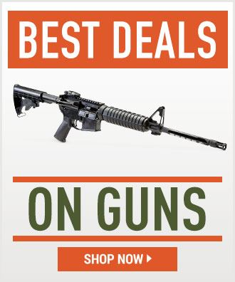 Best Deals on Guns
