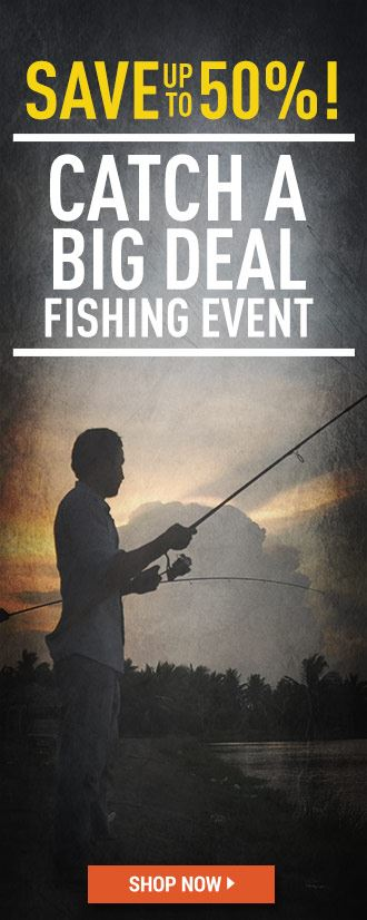 Catch A Big Deal Fishing Event