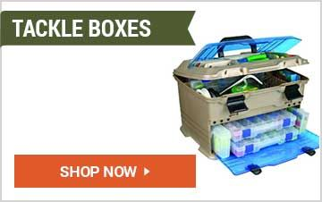 Shop Tackle Boxes