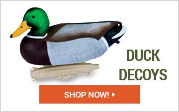 Shop Duck Decoys