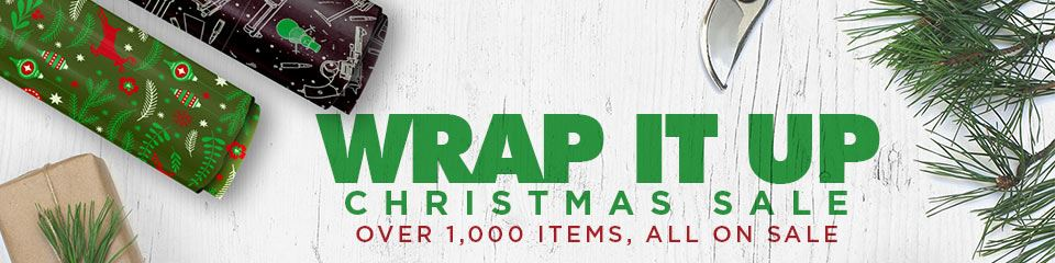 Wrap it Up Sale