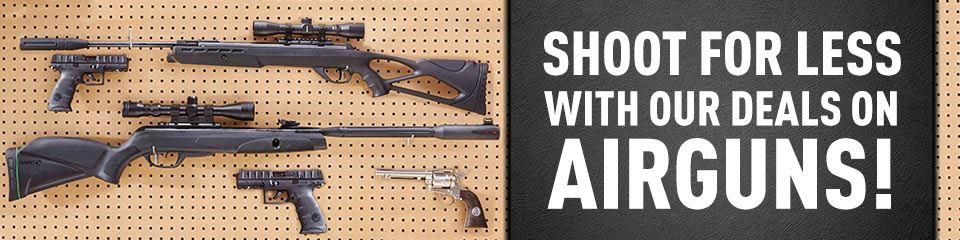 Airguns & BB Guns