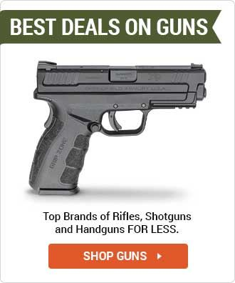 SPORTSMAN'S GUIDE'S BEST GUN DEALS