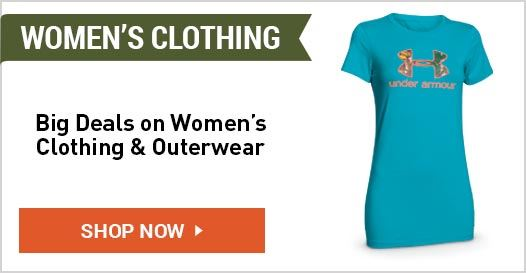 Women's Clothing & Outerwear