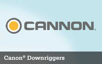 Cannon Downriggers
