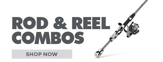 Shop Rod and Reel Combos