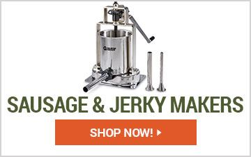 Shop Sausage & Jerky Makers