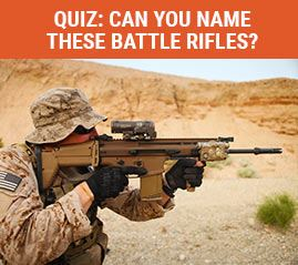 Quiz: Can You Name These Battle Rifles?