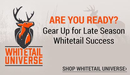 Whitetail Universe Late Season