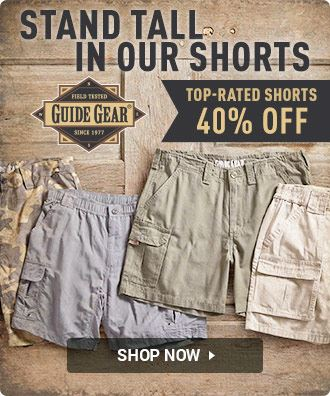 Guide Gear Short Sale
