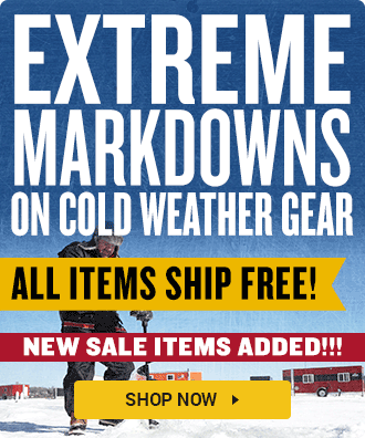 COLD WEATHER GEAR SALE!