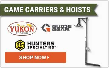 Game Carriers & Hoists