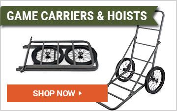 Shop Game Carriers & Hoists