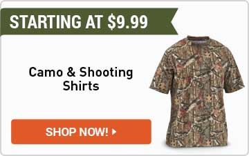 CAMO & SHOOTING SHIRTS