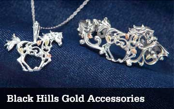 Black Hills Gold Accessories