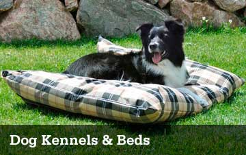 Dog Kennels & Beds