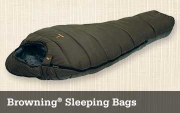 Browning Sleeping Bags