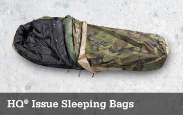 HQ Sleeping Bags