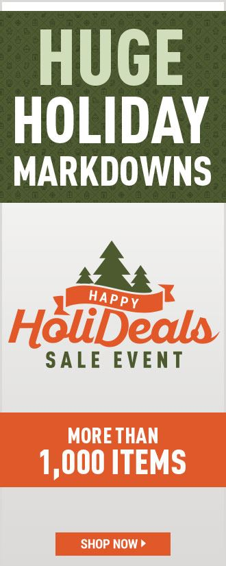 Happy HoliDeal Sale Event