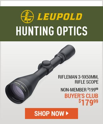 Leupold Hunting Optics