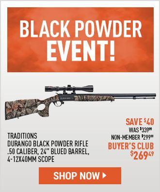 Black Powder Event