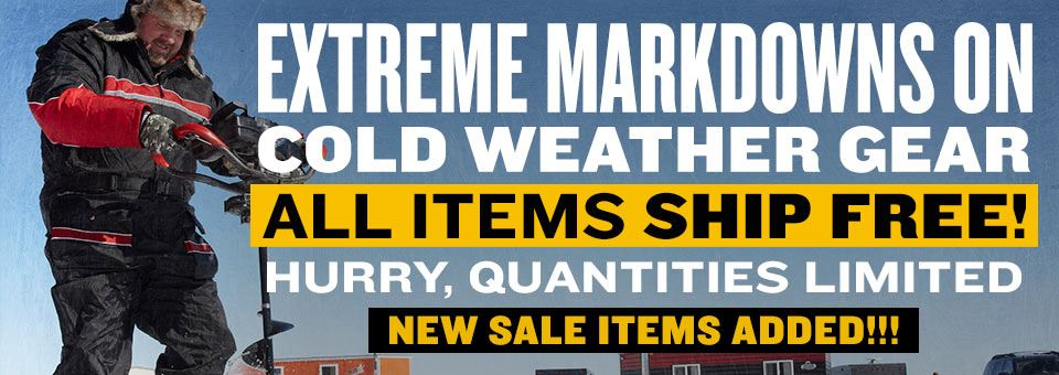 cold weather gear sale