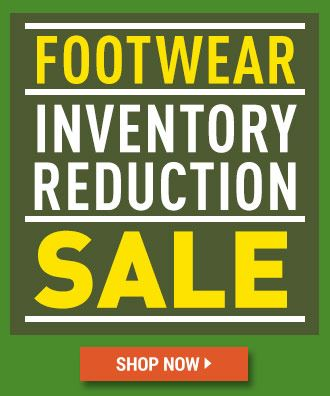 Footwear Inventory Reduction