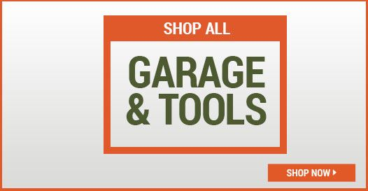 Shop All Garage and Tools