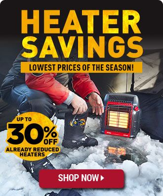 Heater Savings