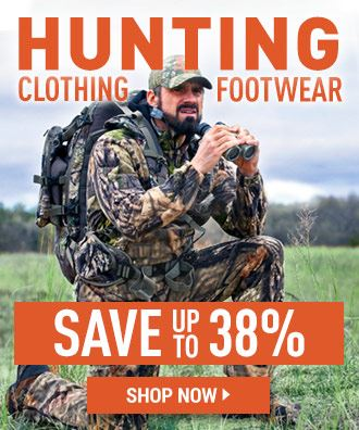 Hunting Clothing & Footwear