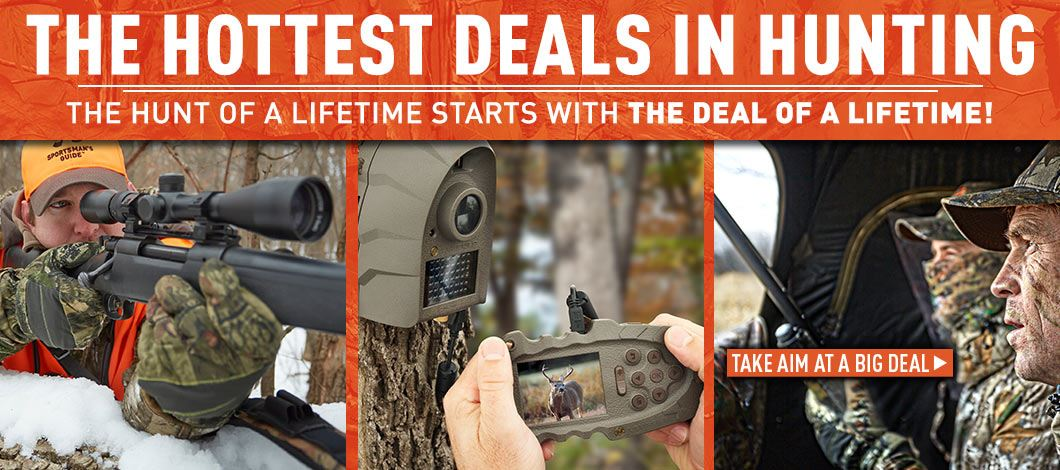 Hottest Hunting Deals