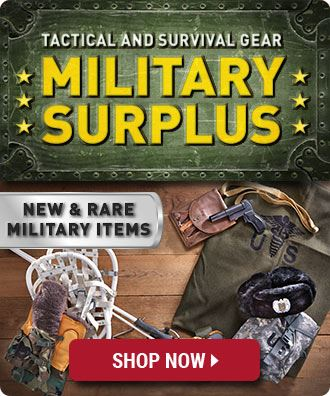 TACTICAL AND SURVIVAL GEAR