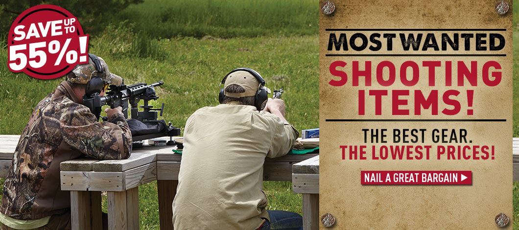 Most Wanted Shooting Event