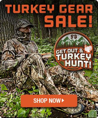 GET OUT & TURKEY HUNT!