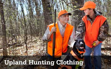Upland Hunting Clothing