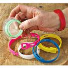 4 - Pk. of Bite Shield™ Wristband Insect Repellers