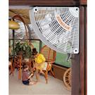 Door Frame Fan